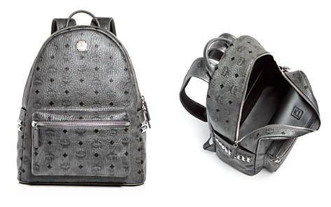 MCM Visetos Medium Stark Studded Backpack - Bloomingdale's_2