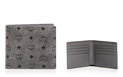 MCM Visetos Original Bi-Fold Wallet - Bloomingdale's_2