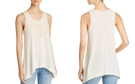 Love Scarlett Lattice Appliqué Tank - Bloomingdale's_2