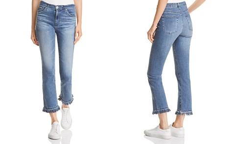 AG Jodi Crop Skinny-Flare Jeans in Pastoral Plains - Bloomingdale's_2