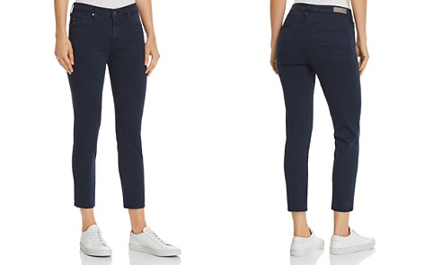 AG Prima Crop Skinny Jeans in Sulfur Dark Cove - Bloomingdale's_2