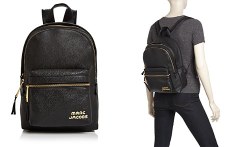 MARC JACOBS Medium Leather Backpack - Bloomingdale's_2