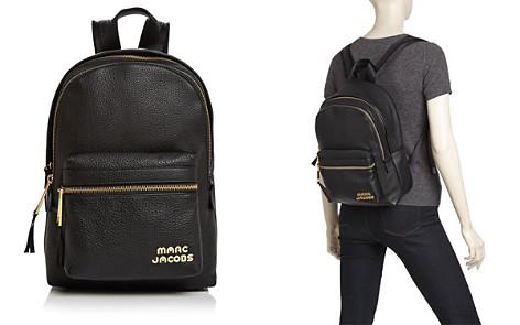 MARC JACOBS Medium Leather Backpack - Bloomingdale's_2