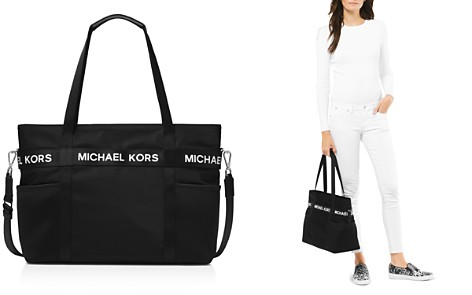MICHAEL Michael Kors The Michael Large Nylon Tote - Bloomingdale's_2