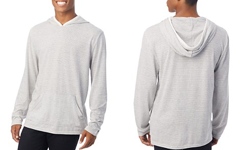 ALTERNATIVE Marathon Stripe-Print Hooded Pullover - Bloomingdale's_2