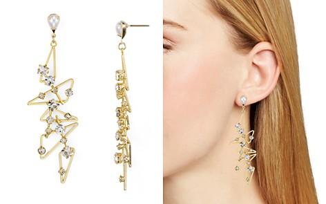 RJ Graziano Studded Geometric Drop Earrings - Bloomingdale's_2