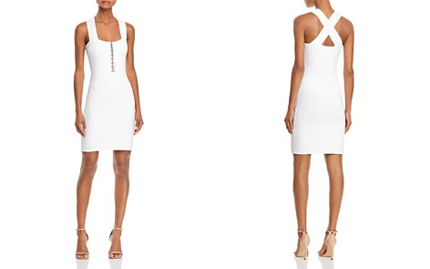 Ronny Kobo Brianni Bandage Dress - Bloomingdale's_2