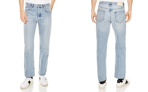 Sandro Slim Fit Jeans in Light Blue - Bloomingdale's_2