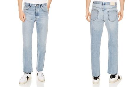 Sandro Slim Fit Jeans in Light Blue - Bloomingdale's_2