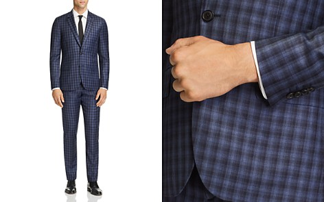 Paul Smith Large Check Slim Fit Suit - Bloomingdale's_2