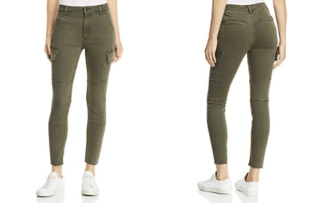 Joe's Jeans Charlie Cargo Ankle Skinny Jeans in Forest Floor - Bloomingdale's_2