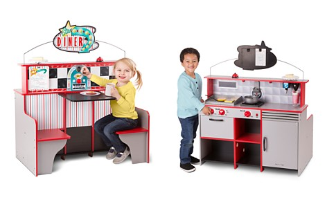 Melissa & Doug Star Diner Restaurant - Ages 3+ - Bloomingdale's_2