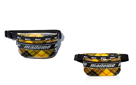LeSportsac x Made Me Plaid Belt Bag - Bloomingdale's_2
