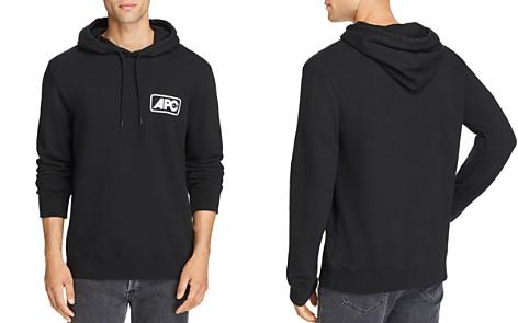 A.P.C. Jane Small Box Logo Hooded Sweatshirt - Bloomingdale's_2