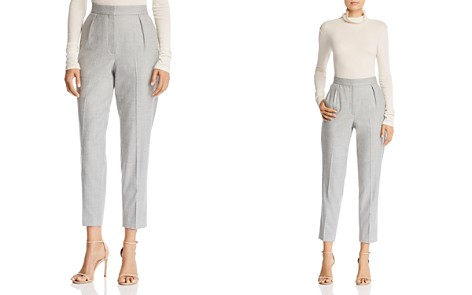 Theory City Tapered Pants - Bloomingdale's_2