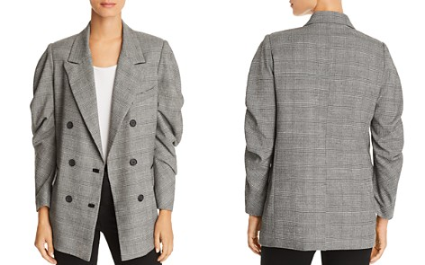Joie Tomika Ruched-Sleeve Blazer - Bloomingdale's_2