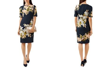 HOBBS LONDON Astraea Floral Print Sheath Dress - Bloomingdale's_2