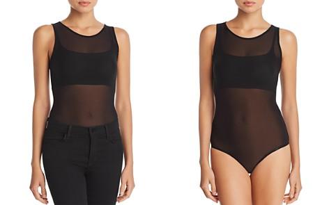 FORE Sheer Mesh Bodysuit - Bloomingdale's_2