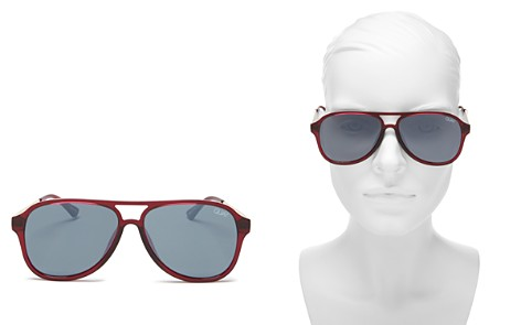 Quay Women's Under Pressure Aviator Sunglasses, 64.5mm - Bloomingdale's_2