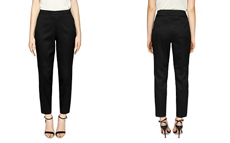 Ted Baker Miraat Textured Tailored Pants - Bloomingdale's_2