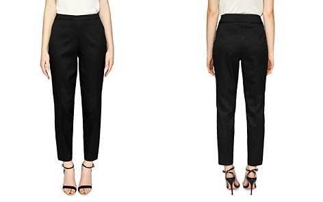 Ted Baker Miraat Textured Tailored Pants - Bloomingdale's_2