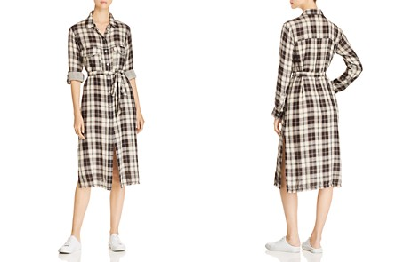 Sanctuary Boyfriend for Life Plaid Midi Shirt - Bloomingdale's_2