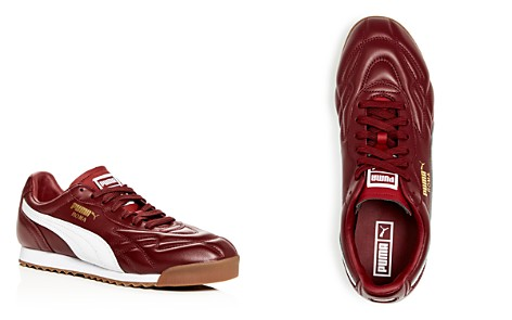 PUMA Men's Roma Anniversario Leather Lace Up Sneakers - Bloomingdale's_2