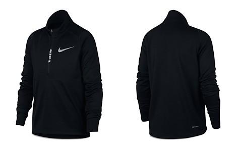 Nike Boys' Half-Zip Running Shirt - Big Kid - Bloomingdale's_2