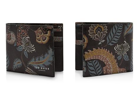 Ted Baker Chander Printed-Leather Bifold Wallet - Bloomingdale's_2