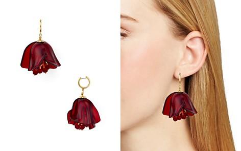 kate spade new york Flower Drop Earrings - Bloomingdale's_2
