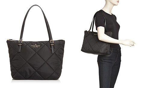 kate spade new york Watson Lane Maya Small Quilted Nylon Tote - Bloomingdale's_2