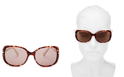 Prada Women's Square Sunglasses, 57mm - Bloomingdale's_2
