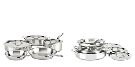 All-Clad d3 Compact 8-Piece Set - 100% Exclusive - Bloomingdale's_2