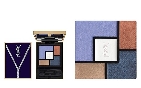 Yves Saint Laurent Yconic Purple Couture Palette Collector - Bloomingdale's_2
