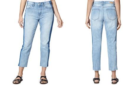Sanctuary Vintage Straight-Leg Shadow Jeans in Lori Wash - Bloomingdale's_2