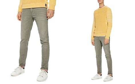 Scotch & Soda Ralston Slim Fit Jeans in Military Green - Bloomingdale's_2