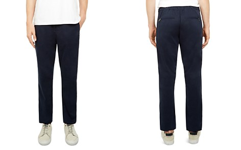 Ted Baker Zip-Cuff Slim Fit Pants - Bloomingdale's_2