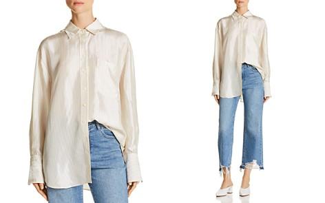 Elizabeth and James Turner Striped Shirt - Bloomingdale's_2