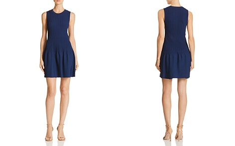 Elizabeth and James Rye Knit Dress - Bloomingdale's_2