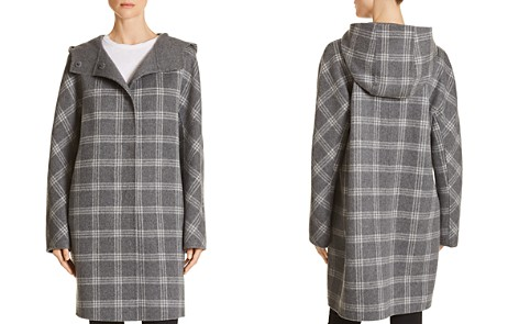 Theory Letav Wool & Cashmere Plaid Coat - 100% Exclusive - Bloomingdale's_2