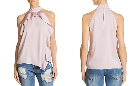 Parker Blake Ruffled Top - Bloomingdale's_2