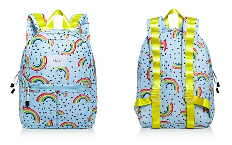 STATE Mini Kane Rainbow-Print Backpack - Bloomingdale's_2