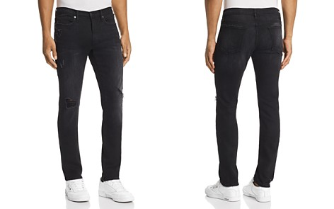 FRAME L'Homme Skinny Fit Jeans in Pinnacle - Bloomingdale's_2