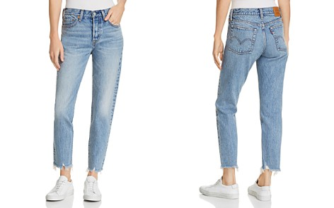 Levi's Wedgie Icon Straight Jeans in Shut Up - Bloomingdale's_2