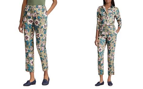 Lauren Ralph Lauren Floral-Print Drawstring Pants - Bloomingdale's_2