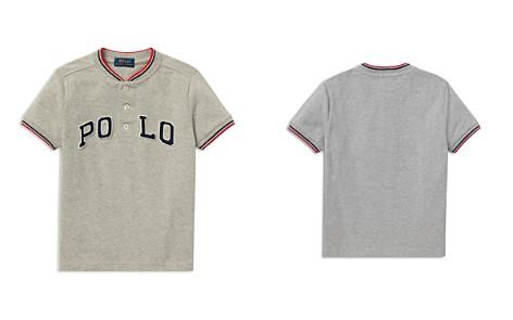 Polo Ralph Lauren Boys' Henley Baseball Tee - Little Kid - Bloomingdale's_2