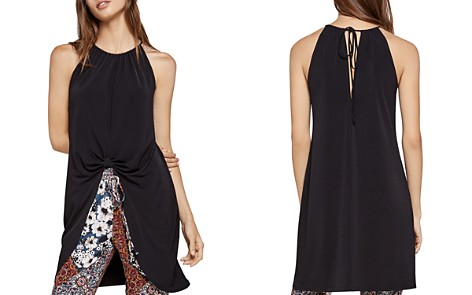 BCBGeneration Knot-Front Tunic - Bloomingdale's_2