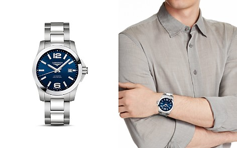 Longines Conquest Watch, 39mm - Bloomingdale's_2