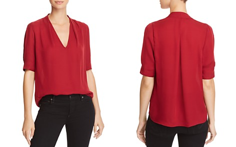 Joie Ance Silk Top - Bloomingdale's_2