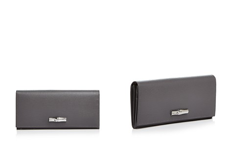 Longchamp Roseau Medium Leather Continental Wallet - Bloomingdale's_2